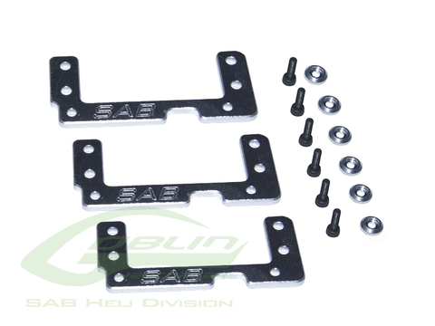 Aluminum Servo Support - Goblin 570 [H0397-S]