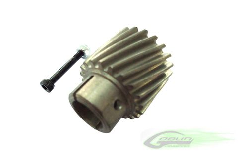 Steel Pinion Z19 - Goblin 770/630/700 Competition [H0156-S]