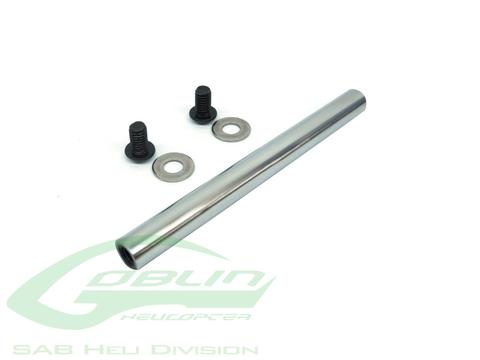 Steel Spindle Shaft - Goblin 500/570 [H0213-S]