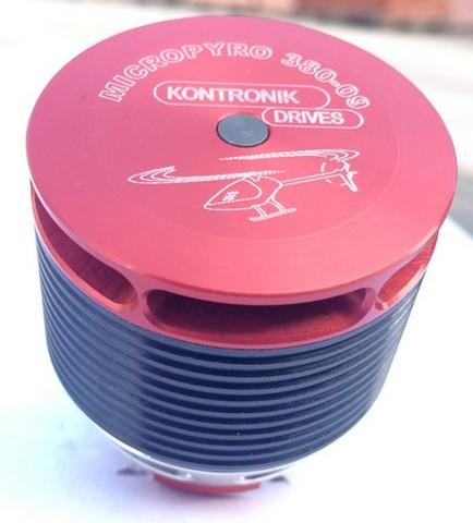 Kontronik MICROPYRO 380-09 ゴブリン380用