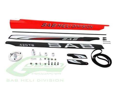 CK421 - Goblin 420 Red Convertion Kit