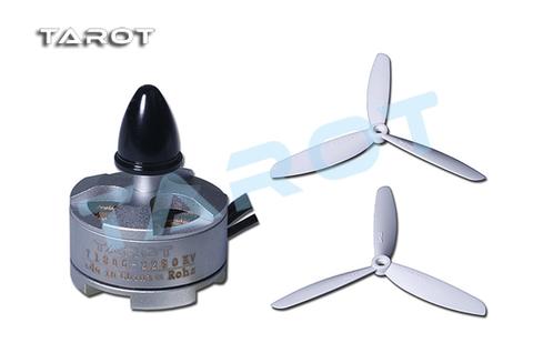 Tarot MT1806 anti-self-locking screw motor / black hat TL300H2