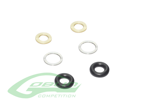 Spacer Set For Tail Rotor - Goblin 630/700 Competition [H0330-S