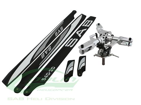 New Precision Design HPS3 System - Goblin 500 H0489-K