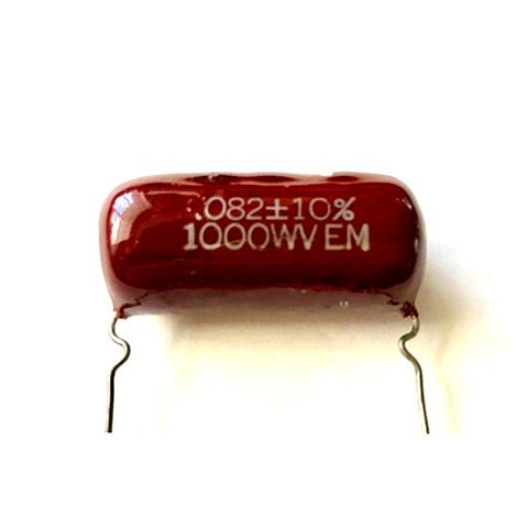 チューブラコンデンサー1000V/0.082uF