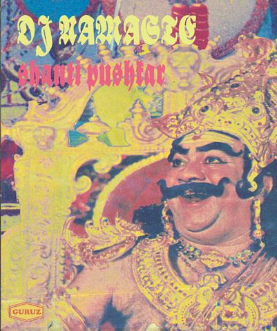 DJ NAMASTE : SHANTI PUSHKAR