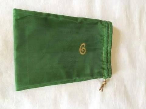 お財布のポーチ【グリーン】