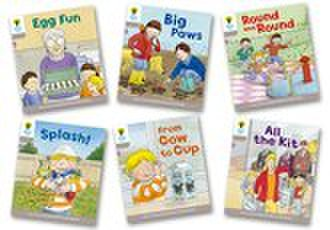 ORT Decode and Develop Stories Stage 1 more B Pack