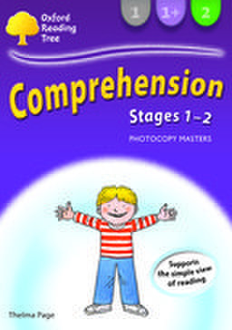 Teacher Support Materials Stages 1-2 Comprehension Photocopy Masters
