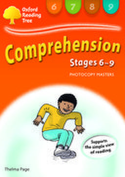 Teacher Support Materials Stages 6-9 Comprehension Photocopy Masters