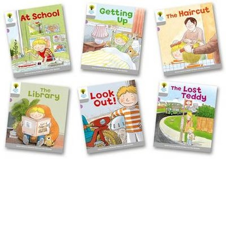ORT stage 1 Wordless Kipper Stories - Big Book pack with CD