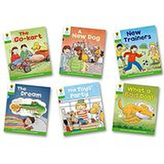 ORT stage 2 Stories - Big Book pack with CD
