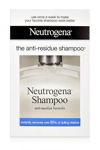 ニュートロジーナ Anti-Residue シャンプー/ Neutrogena shampoo 350 ml