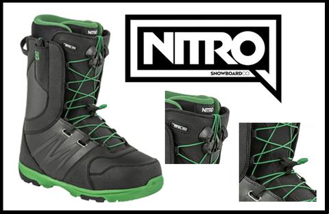 【20%OFF】NITRO THUNDER TLS JP 27.5cm  スノーボード ブーツ