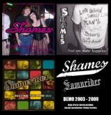 SHAMES・SAMURIDER/DEMO 2003-2009
