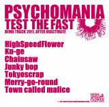 PSYCHOMANIA/TEST THE FAST