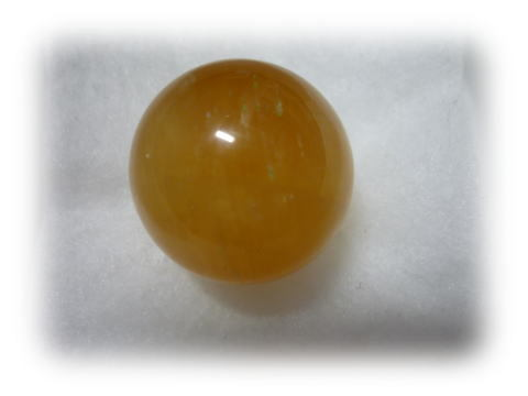 Golden Calcite 2