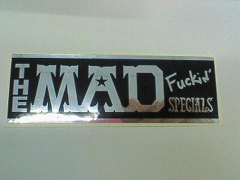 THE MAD SPECIALS STICKER