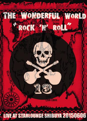 【特典付】THE WONDERFUL WORLD/ROCK 'N' ROLL DVD