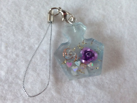 香水型〜紫のバラ(sold out ありがとうございます♡)
