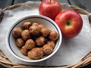 りんごとチーズのポンデちゃん(100g)