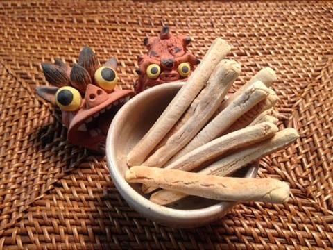 ハトムギのバナナプリッツ(100g)