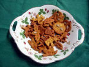 かぼちゃのクッキー(100g)