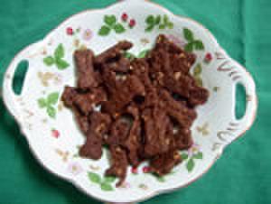 キャロブクッキー(クルミ)(50g)