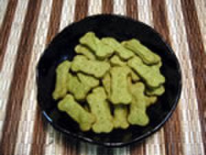 大麦若葉のクッキー(100g)