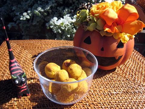 かぼちゃとチーズの      ポンデちゃん(100g)