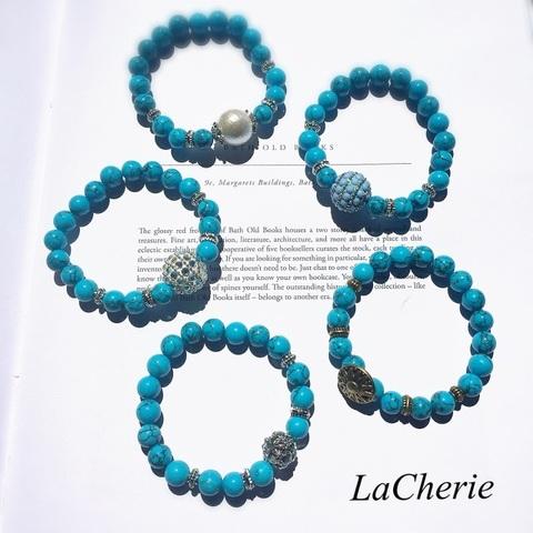 Big Stone Serise…Turquoise 5 Design BR