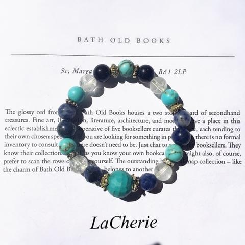 Big Stone Serise…Beauty Turquoise BR