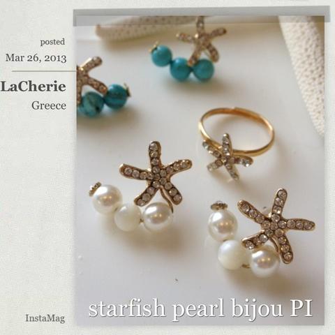 Sea Serise... Starfish Pearl PI