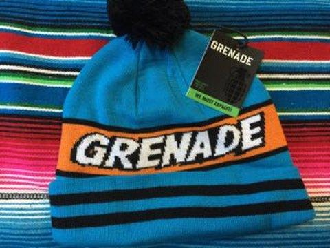 【GRENADE】30%OFF COMIC Beanie