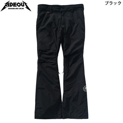 RIDE OUT ライドアウト Brave Pants(RSW9510) -ブレイブパンツ
