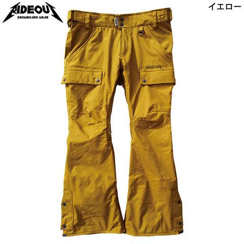 RIDE OUT ライドアウト Phantom Pants(RSW9501) -ファントムパンツ