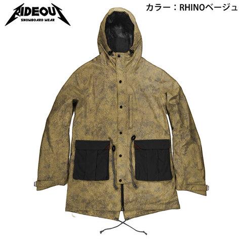 RIDE OUT ライドアウト Brave Jacket(RSW5009) -ブレイブJK