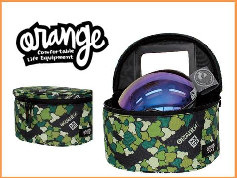 【ORANGE】Goggle case