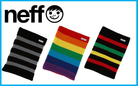 【NEFF】Stripe daily neck gaiter