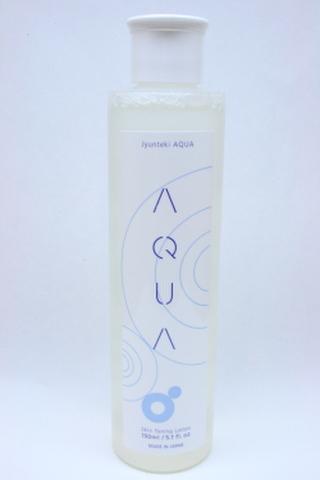 肌を整える イソフラボン化粧水 潤滴AQUA 150ml