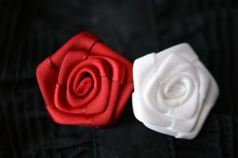 巻き薔薇 直径2.5cm
