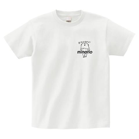 minario / NYAN-2・R18ですわよ! OnePoint T-shirt White