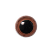 10.5mm ブラウン  クリスタルアイ
