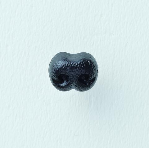 ドッグノーズ(鼻) 幅8mm ブラック