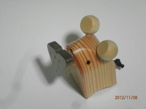 ネズミメモホルダー(PB080493)