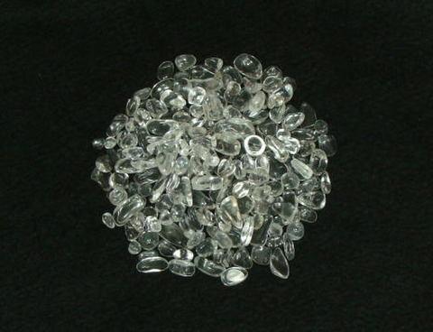 天然水晶さざれ石(ブラジル産)【AA】100g