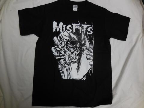 TシャツMisfits