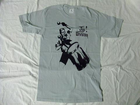 TシャツJoy Division
