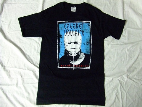 TシャツCabalet Voltaire