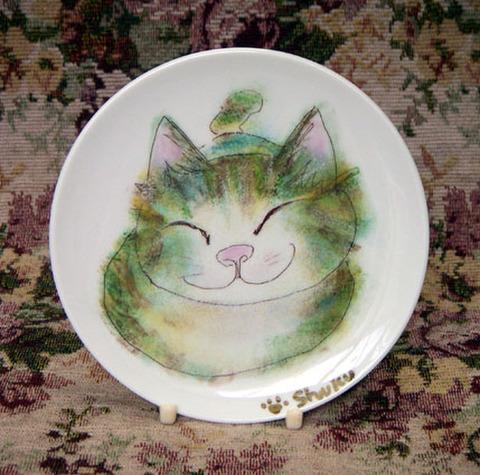 飾り皿-2